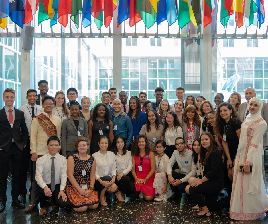 A Generation of Change at our Nation's Capital – The 6th Annual Greenheart Global Leaders Conference 2019