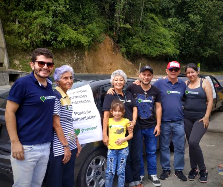 A Foundation of Hope: Meet our latest Greenheart Service Grant Recipients!
