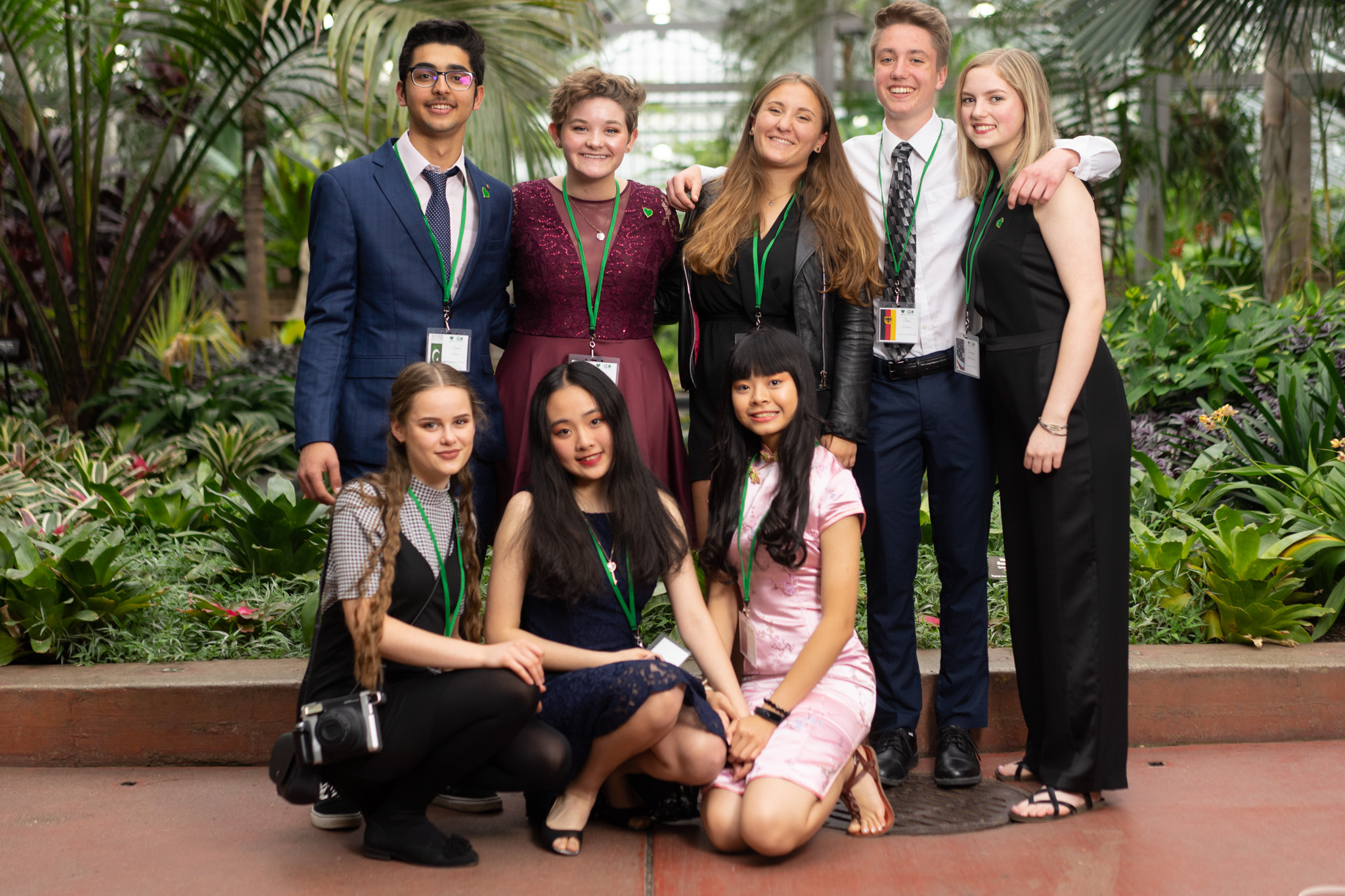 Youth driving change: Reflections from the 2018 Jr Greenheart Global Leaders Conference