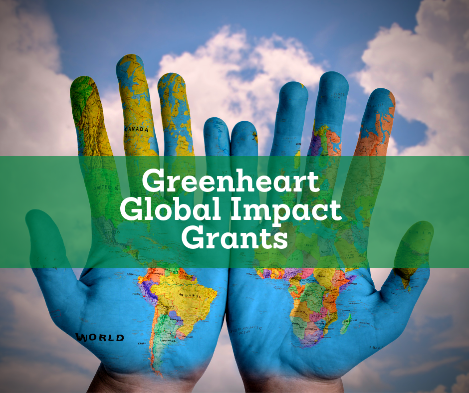 Introducing our 2019 Greenheart GIGs