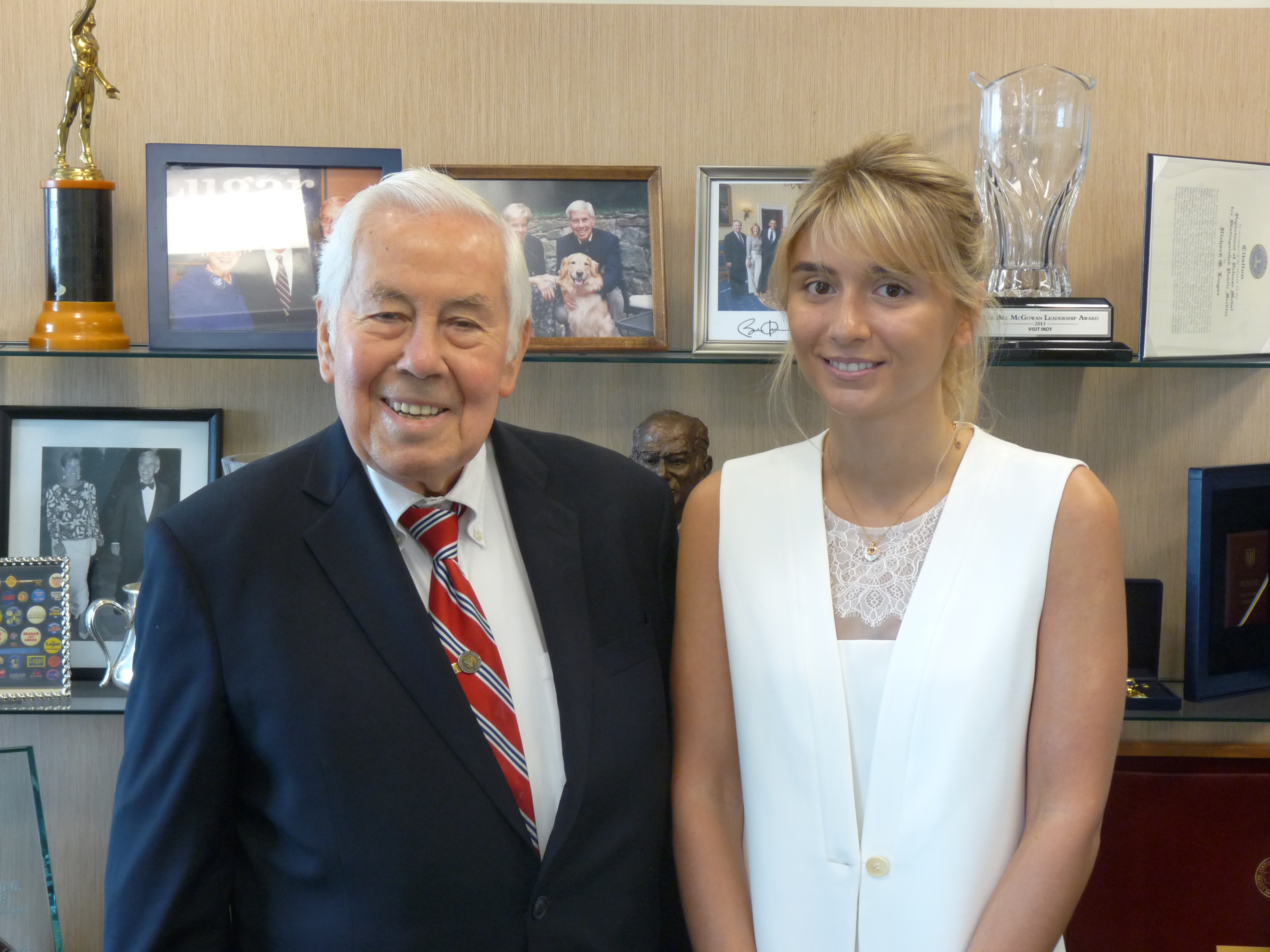 A Great Loss and a Greater Legacy: Remembering Senator Lugar