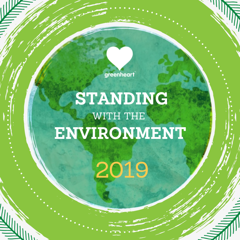 Announcing The Greenheart International Theme of 2019