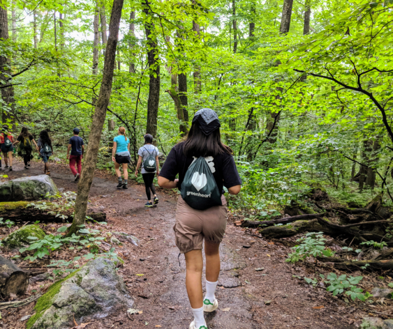 Navigating Your Inner Compass – Camp Greenheart 2018 Finale