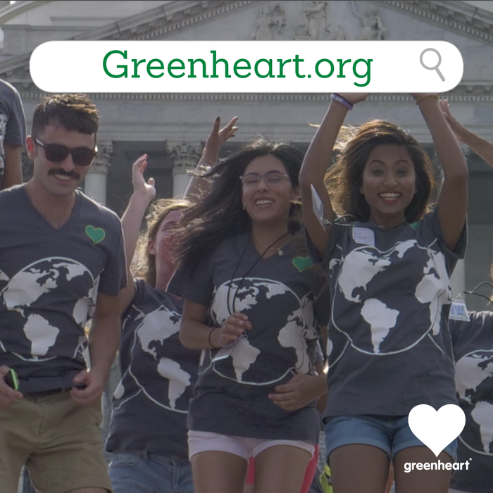 Greenheart.org: Our redesigned website for a revitalized Greenheart Culture experience