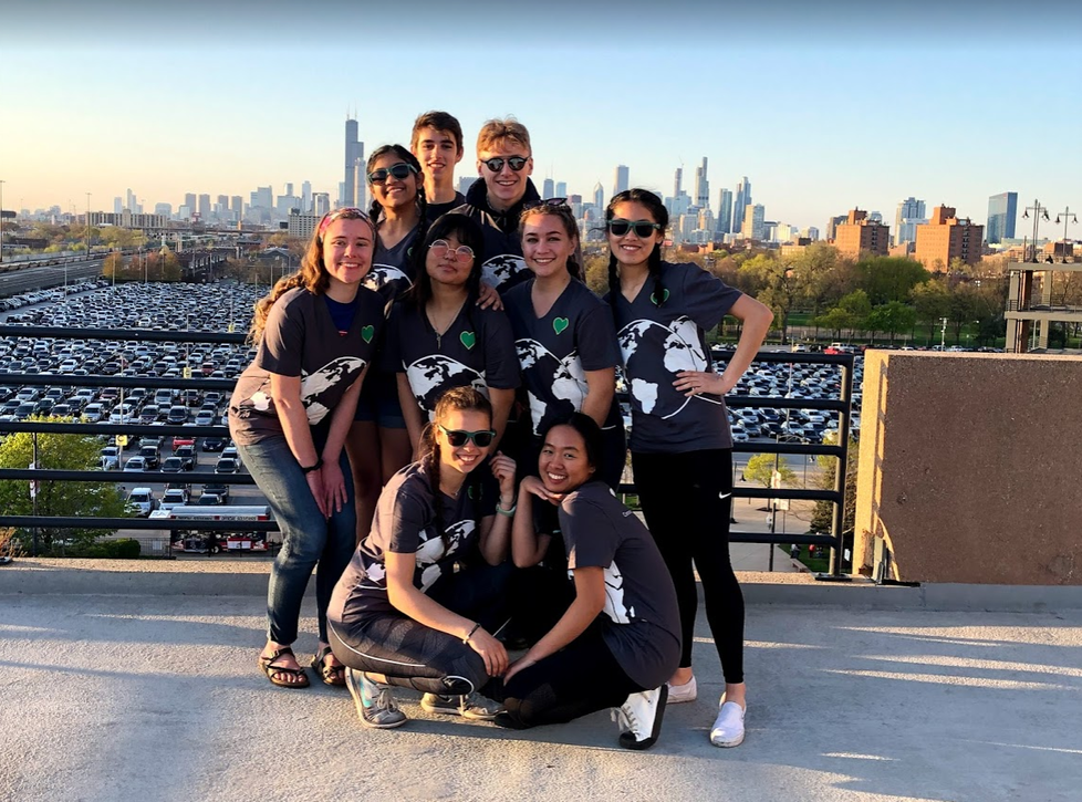 A Look Into The 2019 Junior Greenheart Global Leaders Conference